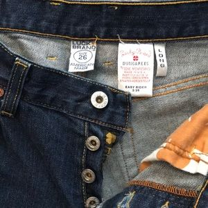 Lucky Brand Jeans - Lucky Brand Jeans Easy Rider